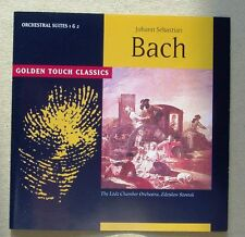 J.S. Bach - Orchestral Suites 1 & 2 - The Lodz Chamber Orchestra - CD