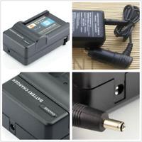 Battery Charger for Sony CyberShot Camera DSC-TF1 DSC-TX5 DSC-TX7 DSC-TX9 /TX10