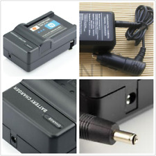 Battery Charger for Sony CyberShot Camera DSC-TF1 DSC-TX5 DSC-TX7 DSC-TX9 /TX10