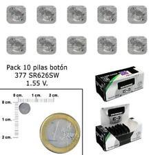 Baterías desechables Maxell óxido de plata para TV y Home Audio