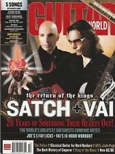 Guitar World - Oct 2007 - Joe Satriani - Steve Vai - Andy Summers - Emperor