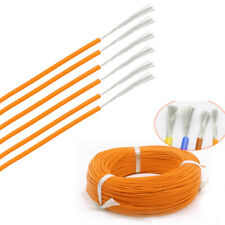 PVC Electronic Wire Flexible Cable UL1007 Equipment Car PC Internal Wires Orange
