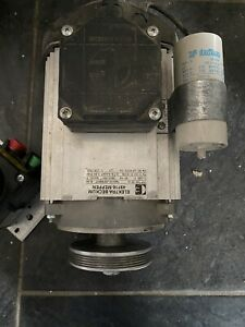 Elektra Beckum Elektromotor typ 22 W  HC 260 mit Schalter 230V