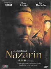 Nazarin DVD Marga Lopez Francisco RabalSpanish NEW Eng Sub 1959 R0