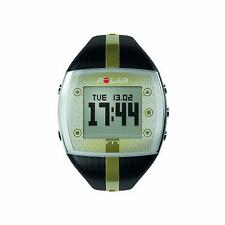 Polar FT7 Fitness Heart Rate Monitor ~Watch ONLY~ Black/Gold ~ New Battery(D1)
