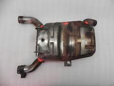 BMW R1150 R Vorschalldämpfer Schalldämpfer Auspuff exhaust collector 18127661241