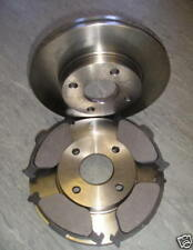 FORD STREETKA, SPORTKA FRONT BRAKE DISCS AND PADS 2003 ON>> NEXT DAY DELIVERY