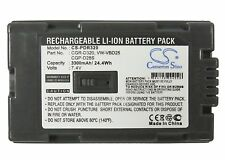 PANASONIC AG-DVC15 Battery For CGR-D28A/1B, CGR-D320E/1B, NV-DS150B, NV-DS77B