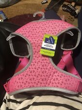 Top Paw Sporty Comfort Adjustable Dog Harness Size : XL Reflective Pink -NEW!!