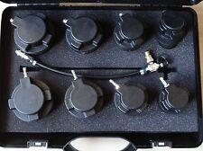 Abdrücksatz Turbolader Fehlersuche Turbolade System überprüfen 4 Adapter Paare