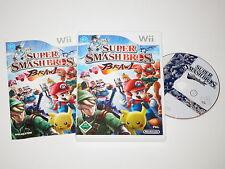 Nintendo Wii Spiel Super Smash Brothers Brawl #54110