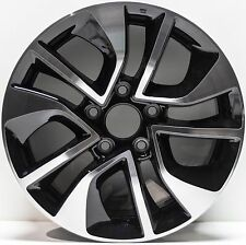 "Set of (4) Honda Civic 2013 2014 2015 New Replacement Wheel Rim 16"" TN 64054 U45"