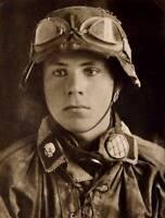 WWII Photo German Soldier Photo WW2 B&W World War Two Wehrmacht Germany  / 2171