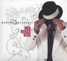 MARCO CALLIARI - Mia Dolce Vita (Italian Pop) CD [B502]