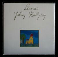 """Rare CD - Johnny Hallyday  """" Laura """" 1986 - < Avec Code Barre> Neuf Jamais Joué"""