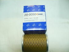 VAICO BMW E36 M50-M52 ENGINE 24V 6 CYLINDER UPTO 09/95 OIL FILTER 11421730389