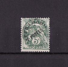 timbre France préoblitéré  Blanc 5c vert    n° 41a   **  surcharge a plat