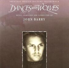 DANSE AVEC LES LOUPS (DANCES WITH WOLVES) MUSIQUE DE FILM - JOHN BARRY (CD)