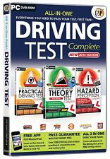 Driving Test Complete 2014 (PC DVD) BRAND NEW SEALED