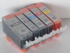 15pk Non-OEM Canon PGI-220 CLI-221 ink cartridges for iP4700, MP540