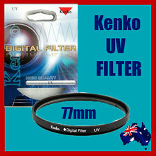 100% Genuine 77mm Kenko UV Digital Filter High Quality