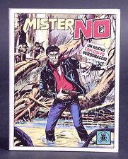 MISTER NO, N. 1 - I MITICI NUMERO UNO - EDIZIONI D'ARTE LO SCARABEO - 1992
