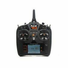 Spektrum SPMR10100 NX10 10-Channel Radio Transmitter - Black