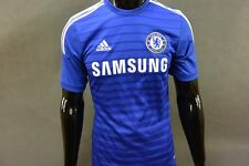 adidas CHELSEA FC HOME JERSEY 2014-15 Football Shirt SIZE S (adults)