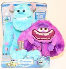 ��Disney Pixar Monsters Inc University My Scare Pal Sulley Art Talking Plush��