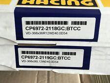 AP RACING BTCC Discs CP6972-2118GC and CP6972-2119 (a Pair)