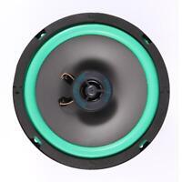 VO-602 6.5 Inch 80W 10A 2 Way Car Coaxial Speaker Auto Audio Music Loudspeaker
