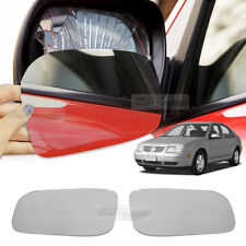 Replacement Side Mirror 2P + Adhesive for VOLKSWAGEN 1999-2004 Jetta