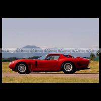 #pha.001936 Photo BIZZARRINI GT 5300 CORSA 1965 Car Auto