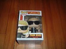 FUNKO POP! FRANK BEARD #166~ NEAR MINT~ ROCKS SERIES~