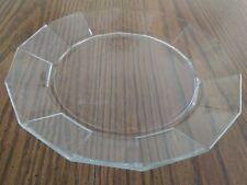 "New listing Bormioli Glass Italian 9 1/4"" Serving Dish"