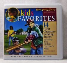NEW Kids Favorites Your Story Hour Audio Drama 6 CDs Unabridged Special Edition