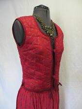 Afghan Vintage Janet Wood For Monsoon Waistcoat & Skirt