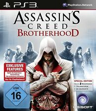 Assassin's Creed 3: Brotherhood < Playstation 3 > COMME NEUF