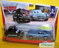PALACE DANGER FINN McMISSILE & DOUG SPEEDCHECK Mattel Disney Cars 1:55 Metal