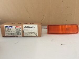 DEPO 315-1406R-AS Passenger Side Marker Lamp for Nissan Maxima