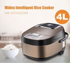 Midea Smart Rice Cooker 4L 5-8 people 8 Cups MB-WFS4032XM