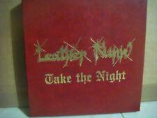 Leather Nunn – Take The Night RED BOX  2013