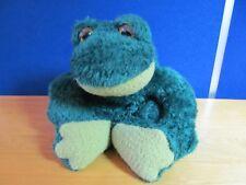 Fleegle Green Frog Plush Soft Toy VGC 37cm Approx