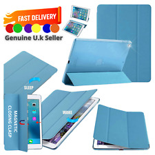 """iPad Case For Air 9.7"""" A1474  A1475 A1476 A1566 A1567 &  5/6th Gen Leather Cover"""