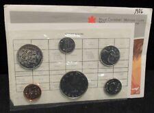 1986 Canada Proof-Like Set - Original Packaging     ENN COINS