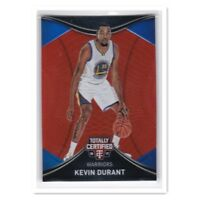 KEVIN DURANT Warriors 2016-17 Totally Certified ORANGE #/60