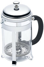 Kitchen Craft 6 Cup Le 'Xpress Chrome & Glass Coffee Maker Press Cafetiere