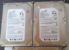 "Lot of 7 Seagate ST3250820AV 250GB 7.2K IDE PATA 3.5"" Hard Drive - NEW!"