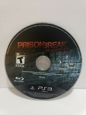 Prison Break The Conspiracy PS3 Playstation 3 Disc Only