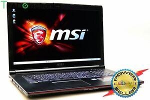 "(💎A+)MSI GP72 6QE Leopard Pro 17.3"" i7 6700H 8GB 128GB SSD+1TB HDD FHD GTX 950M"